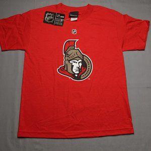 Reebok NHL Ottawa Senators Jonathan Cheechoo Y Tee